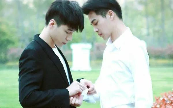 6 cặp đôi phim đam mỹ Trung Quốc khiến fan phát cuồng (Phần 2) ảnh 5