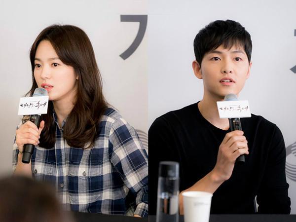 Song Joong Ki và Song Hye Kyo vốn là một cặp trời sinh: Mặt có tướng phu thê, hợp nhau từ ngày sinh tháng đẻ ảnh 0