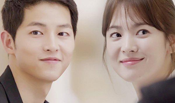 Song Joong Ki và Song Hye Kyo vốn là một cặp trời sinh: Mặt có tướng phu thê, hợp nhau từ ngày sinh tháng đẻ ảnh 6