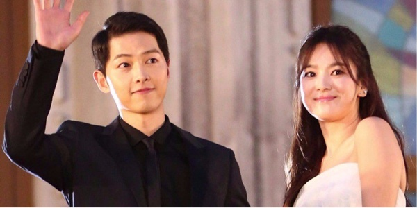 Song Joong Ki và Song Hye Kyo vốn là một cặp trời sinh: Mặt có tướng phu thê, hợp nhau từ ngày sinh tháng đẻ ảnh 2