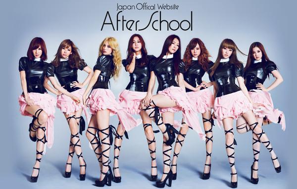 Joo Yeon từng là thành viên nhóm nhạc nữ After School.