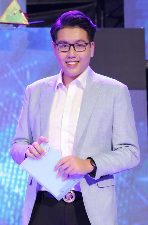 MC Nam Linh.