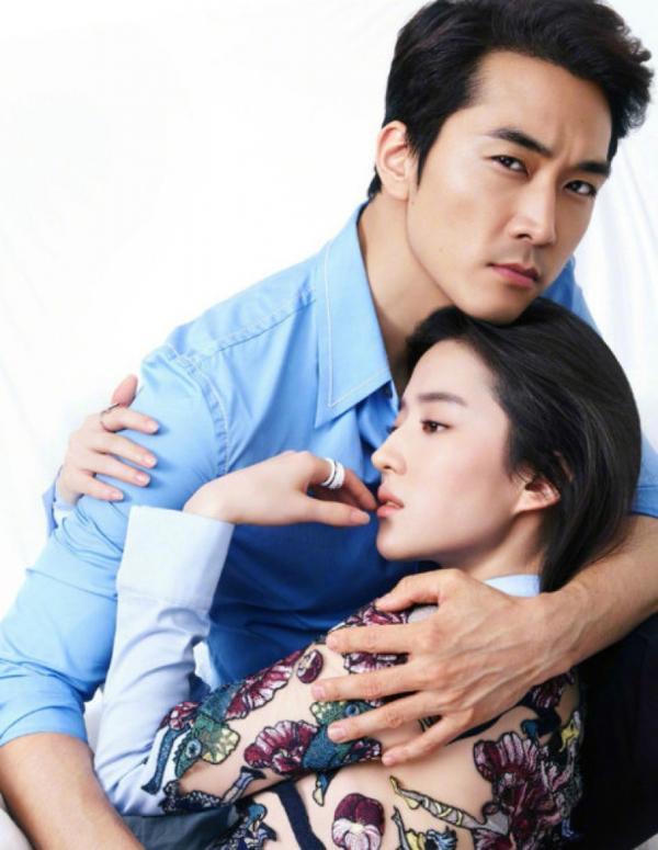 Song Seung Hun và Lưu Diệc Phi đã không còn bên nhau.