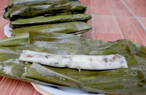 Bánh ngon có tiếng vẫn là bánh làng Trung Lập, quê hương của chính vua Lê Hoàn.