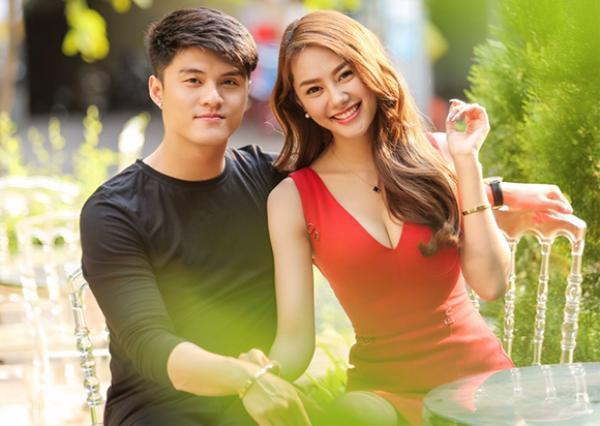 """Sau khi chia tay vợ cũ, Lâm Vinh Hải có cuộc tình khá """"ồn ào"""" với người mẫu Linh Chi."""
