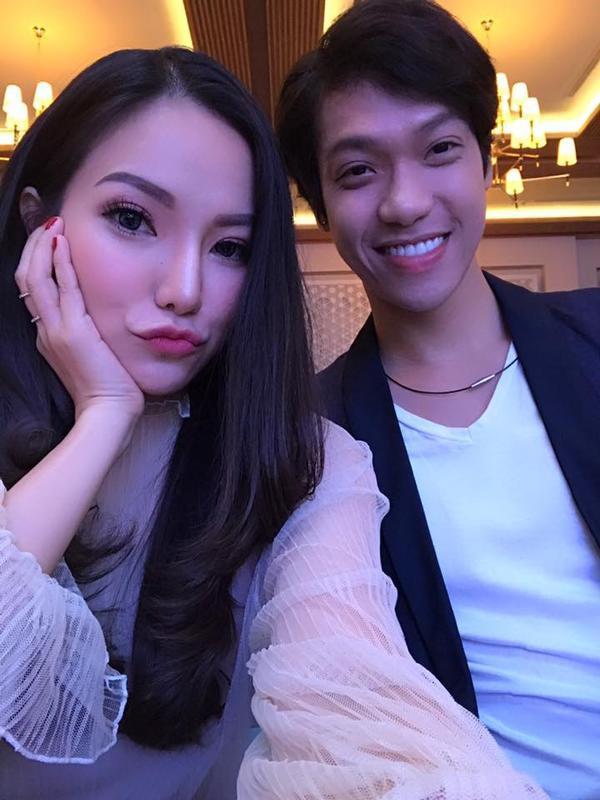 Linh Chi cho rằng vợ cũ Lâm Vinh Hải ngoại tình trước khi ly thân.
