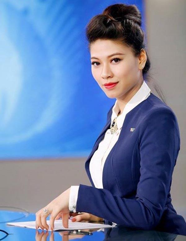 Ngọc Trinh không ngại tiết lộ thu nhập của cô ở VTV cơ bản mỗi tháng là 20-25 triệu.