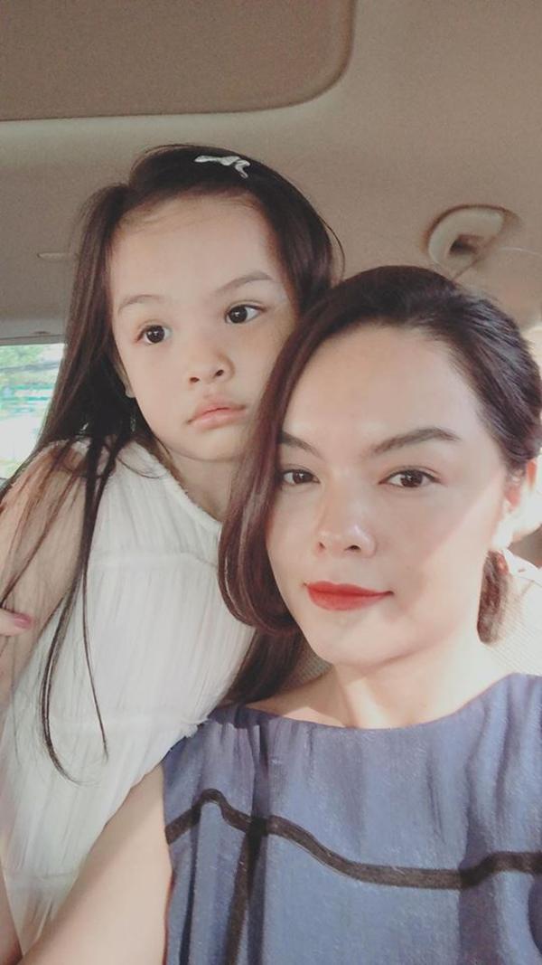 Đạo diễn Quang Huy và ca sĩ Phạm Quỳnh Anh đặt cho con gái đầu lòng tên gọi Nguyễn Phạm Tuệ Lâm với mong ước cô bé sẽ trở thành một người thông tuệ và nhiều hiểu biết.