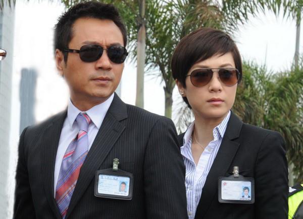 Căp đôi Lê Diệu Tường và Trương Khả Di kết hợp ăn ý trong phim. 'Bằng chứng thép 3' cũng là một cột mốc đáng nhớ, được vínhư là một mùa xuân thứ 2 của Trương Khả Di