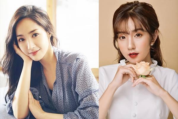 Khánh Hà được cho là rất giống Park Min Young.