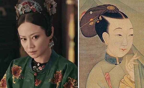 Nhân vật trong phim được áp dụng theo đúng các tranh vẽ lịch sử khi xưa.