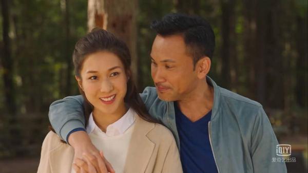 Lâm Văn Long và Chung Gia Hân viết tiếp mối tình dang dở của Bằng chứng thép trong Tái sáng thế kỷ ảnh 3