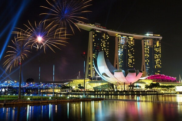 Không chỉ Marina Bay Sands, còn nhiều điểm đến khác đang chờ đợi khán giả trong Crazy Rich Asians.