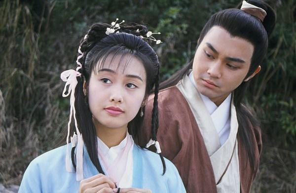13 bông hồng tuyệt sắc giai nhân trong loạt phim võ thuật của Kim Dung (P.1) ảnh 6