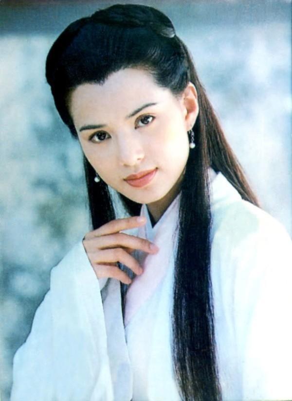 Tiểu long nữ Lý Nhược Đồng thanh tao thoát tục của TVB năm 1995