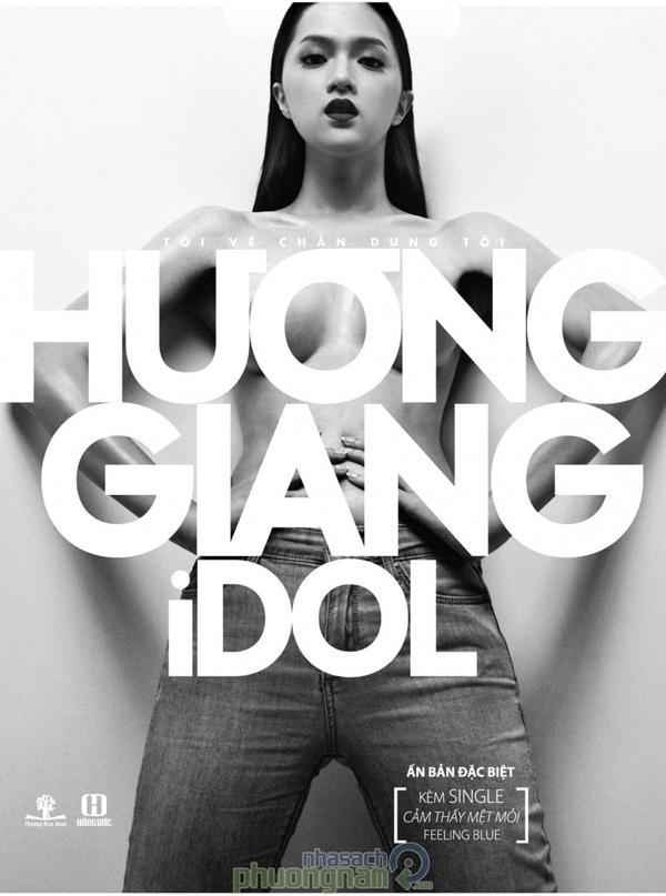Poster ra mắt quyển tự truyện đầu tay của cô nàng