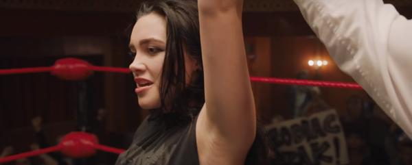 The Rock Dwayne Johnson trở lại màn ảnh với bộ phim về nữ đô vật Mỹ WWE Paige Saraya-Jade Bevis ảnh 10