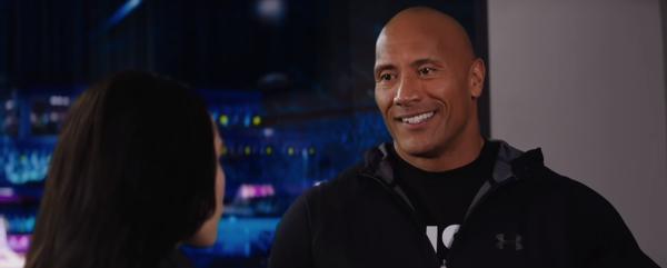 The Rock Dwayne Johnson trở lại màn ảnh với bộ phim về nữ đô vật Mỹ WWE Paige Saraya-Jade Bevis ảnh 11
