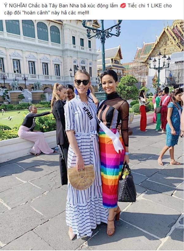 Fan Việt tự hào vì H'Hen Niê đã truyền đi thông điệp đầy tích cực…