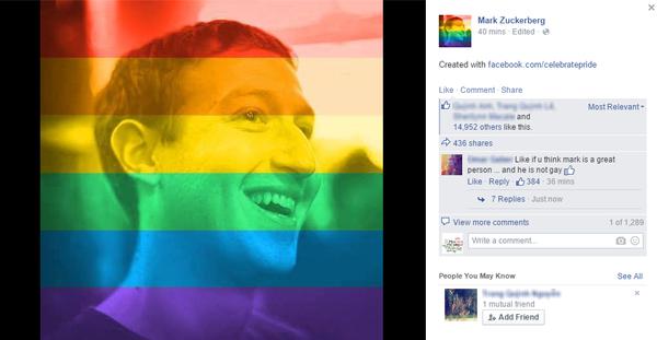 Ở một góc độ khác, chính sách mới của Facebook có thể sẽ khiến ứng dựng này mất đi thiện cảm với cộng đồng lục sắc không nhỏ