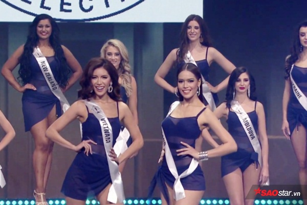 SỐC NẶNG: Minh Tú dừng chân tại Top 10, Pueto Rico đăng quang Miss Supranational 2018 ảnh 11