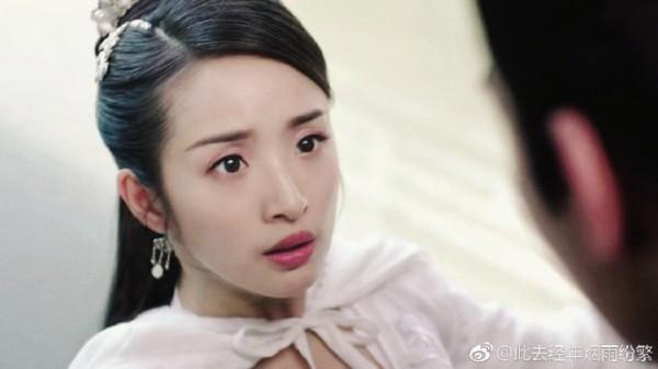 Trước Tiểu nữ Hoa Bất Khí, Lâm Y Thần đã thành công với những tạo hình cổ trang xinh đẹp nào? ảnh 28
