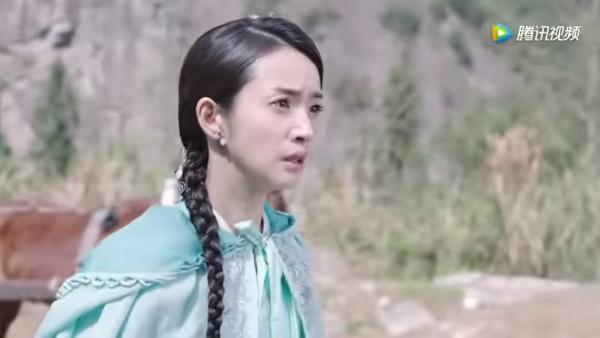 Trước Tiểu nữ Hoa Bất Khí, Lâm Y Thần đã thành công với những tạo hình cổ trang xinh đẹp nào? ảnh 27