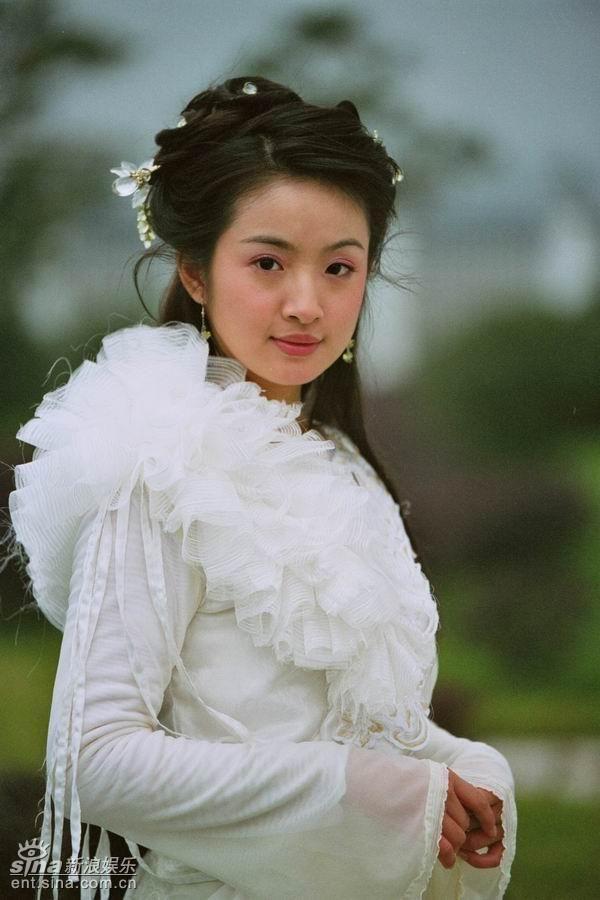 Trước Tiểu nữ Hoa Bất Khí, Lâm Y Thần đã thành công với những tạo hình cổ trang xinh đẹp nào? ảnh 5