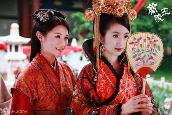 Trước Tiểu nữ Hoa Bất Khí, Lâm Y Thần đã thành công với những tạo hình cổ trang xinh đẹp nào? ảnh 15