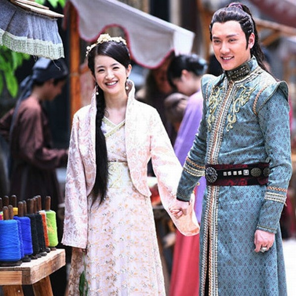 Trước Tiểu nữ Hoa Bất Khí, Lâm Y Thần đã thành công với những tạo hình cổ trang xinh đẹp nào? ảnh 18