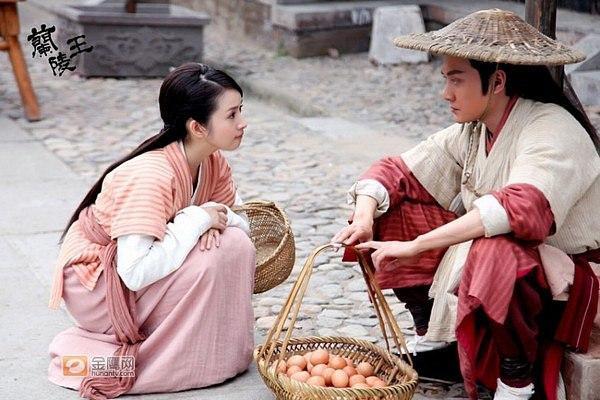 Trước Tiểu nữ Hoa Bất Khí, Lâm Y Thần đã thành công với những tạo hình cổ trang xinh đẹp nào? ảnh 17