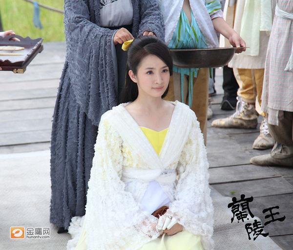 Trước Tiểu nữ Hoa Bất Khí, Lâm Y Thần đã thành công với những tạo hình cổ trang xinh đẹp nào? ảnh 16