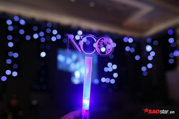 Hẳn các fan Noo sẽ không thể thiếu chiếc lightstick xinh xắn này khi cổ vũ thần tượng phải không?