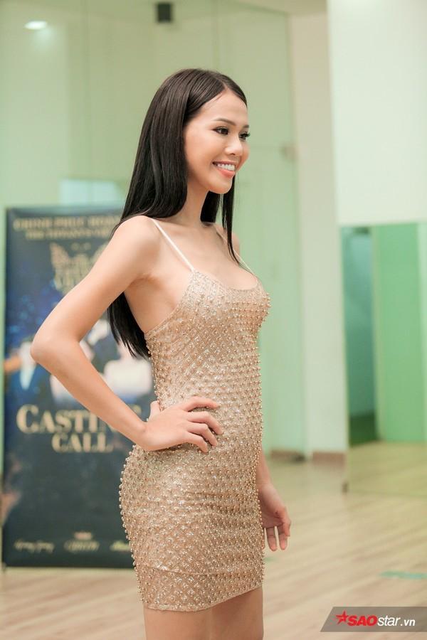 Tự nhận mình 'mờ nhạt', Ngọc Vi quyết chiến quyết thắng trong chung kết The Tiffany Vietnam ảnh 2
