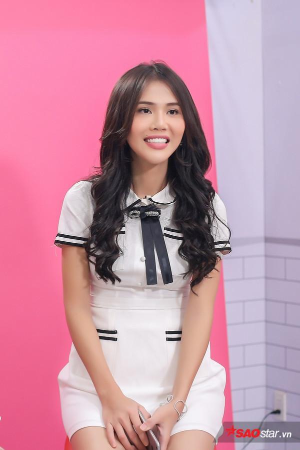 Tự nhận mình 'mờ nhạt', Ngọc Vi quyết chiến quyết thắng trong chung kết The Tiffany Vietnam ảnh 0