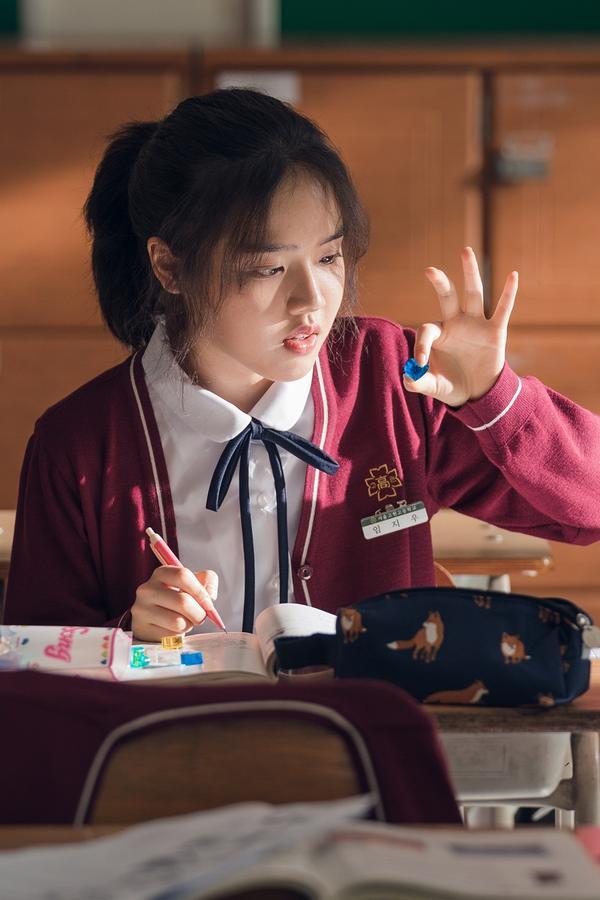Kim Hyan gi trong Tuổi 18