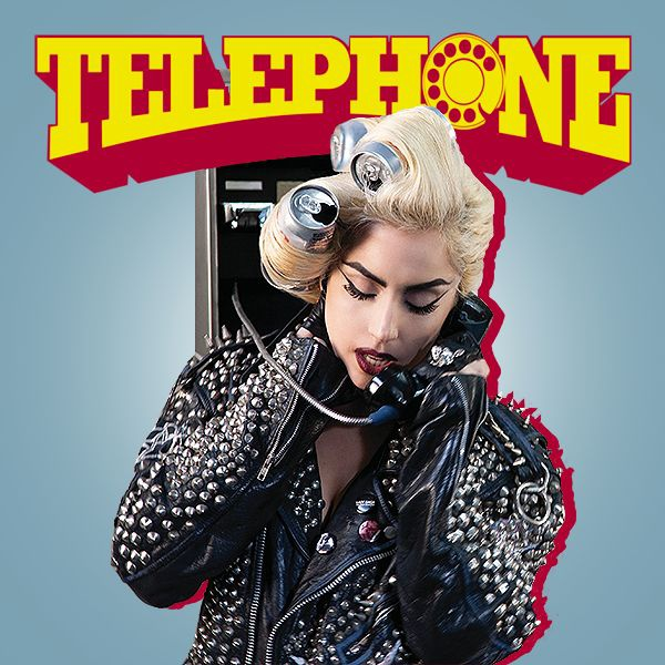 Telephone là ca khúc thứ hai mà Lady Gaga không vừa lòng dù đó là một bản hit thành công!