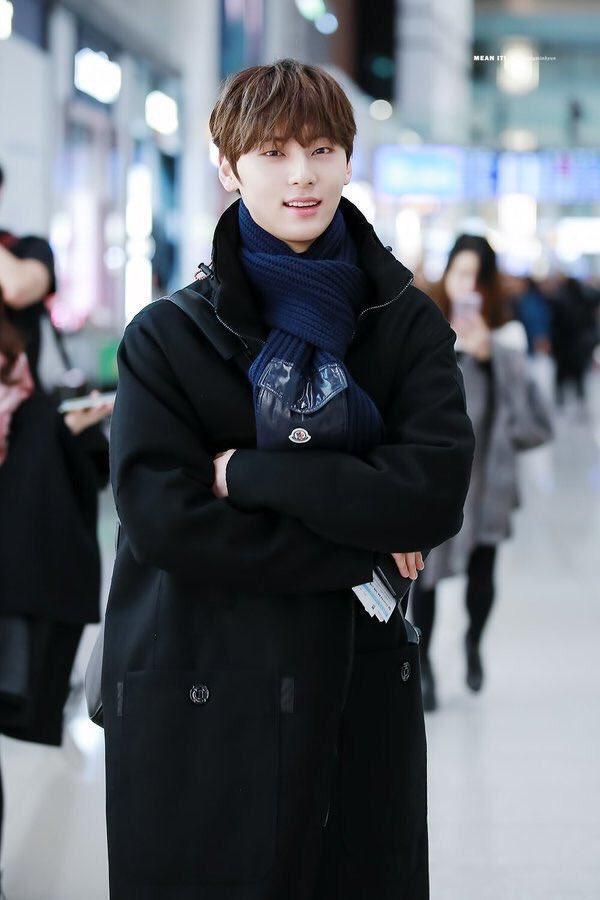 Hình ảnh gần đây của Minhyun.
