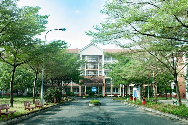 ĐH Nông Lâm được xếp vào top trường đại học có diện tích lớn nhất cả nước