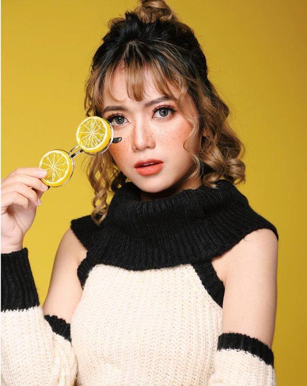 Nhan sắc ngọt lịm của nữ sinh tên Việt mặt Tây ở Nam Định được ví như thành viên nhóm nhạc BlackPink ảnh 4