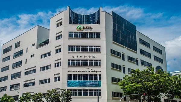Học việnMỹthuật Nanyang (Nafa).