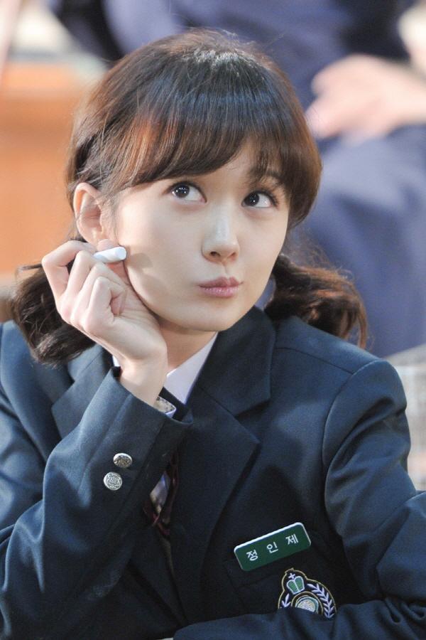 """Hiện tại """"mỹ nhân không tuổi"""" Jang Nara bước qua tuổi 38. Cô ấy tham gia bộ phim """"School 2013"""" khi 32 tuổi."""