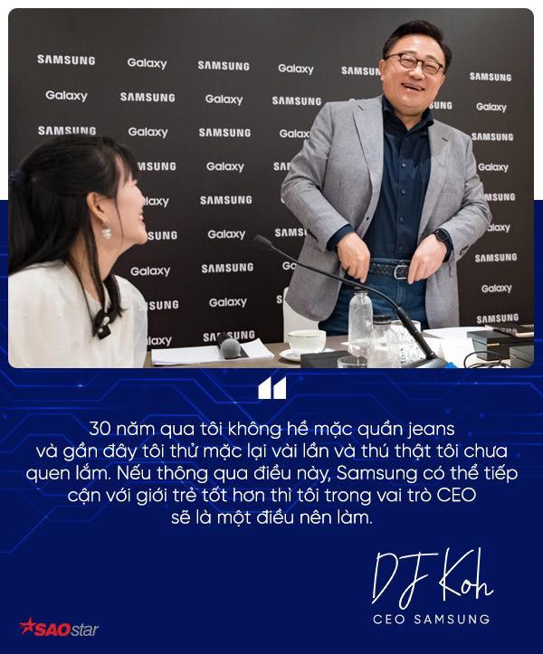 CEO Samsung: Giới trẻ Việt Nam thích ứng quá nhanh với những sự thay đổi của công nghệ! ảnh 4