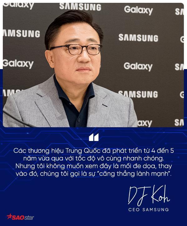 CEO Samsung: Giới trẻ Việt Nam thích ứng quá nhanh với những sự thay đổi của công nghệ! ảnh 8