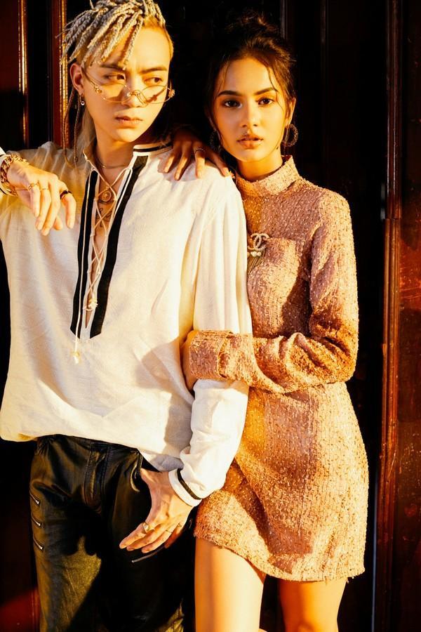 Soobin Hoàng Sơn và Emma Lê