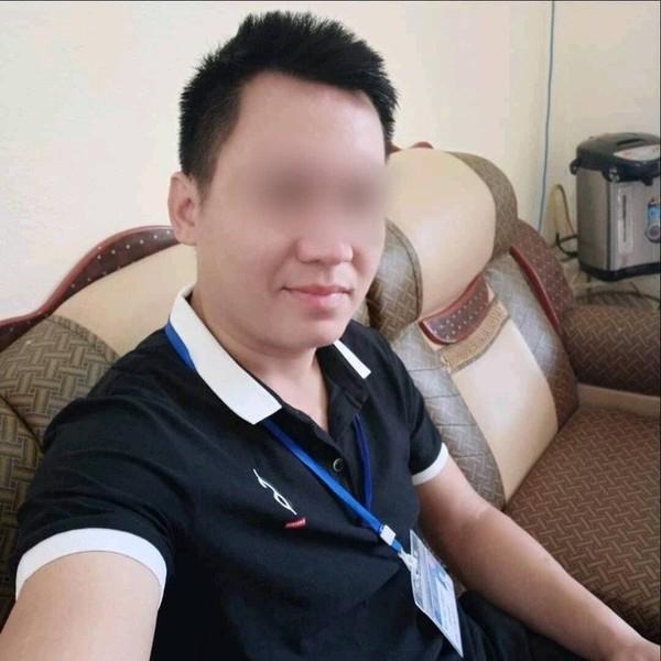 Nam giáo viên Nguyễn V.A. hiện đang bị công an tạm giữ.