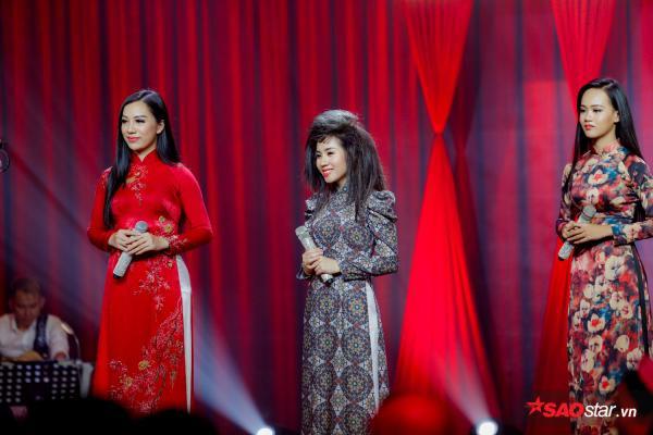 Đang Đang  Thanh Hiền  Hồng Linh tái hiện nỗi cô đơn khắc khoải trong ca khúc tạo nên tên tuổi nhạc sĩ Đài Phương Trang ảnh 2
