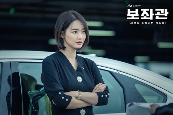 Lộ tạo hình của Shin Min Ah và sao Thử thách thần chết trong phim của đạo diễn Mật danh K2 ảnh 4