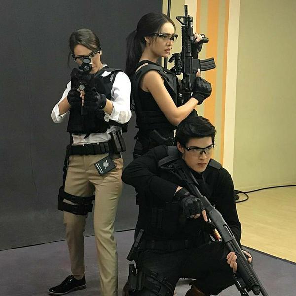 Hè này, mọt phim Thái Lan rủ nhau cày ngay ba phim mới của channel 3 thôi nào! ảnh 5