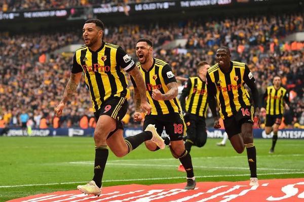 Watford sẽ cướp một suất chính thức dự C2 của MU nếu họ thắng Man City ở chug kết FA.